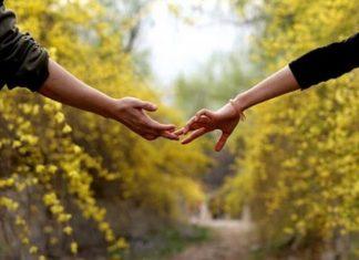 Deixar ir a pessoa que amas