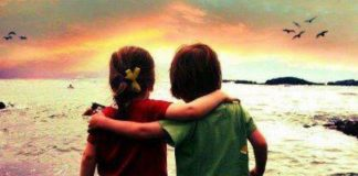 Deus criou a amizade