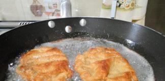 Fritar sem salpicar