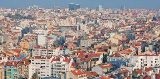 Habitações em Portugal