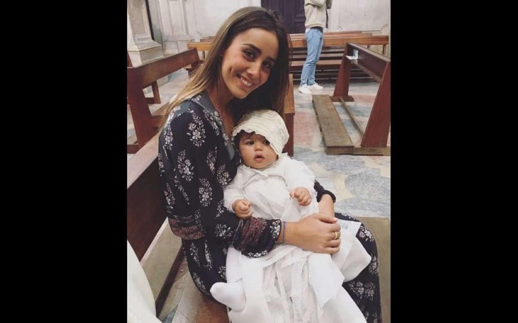 baptizar a filha mais nova