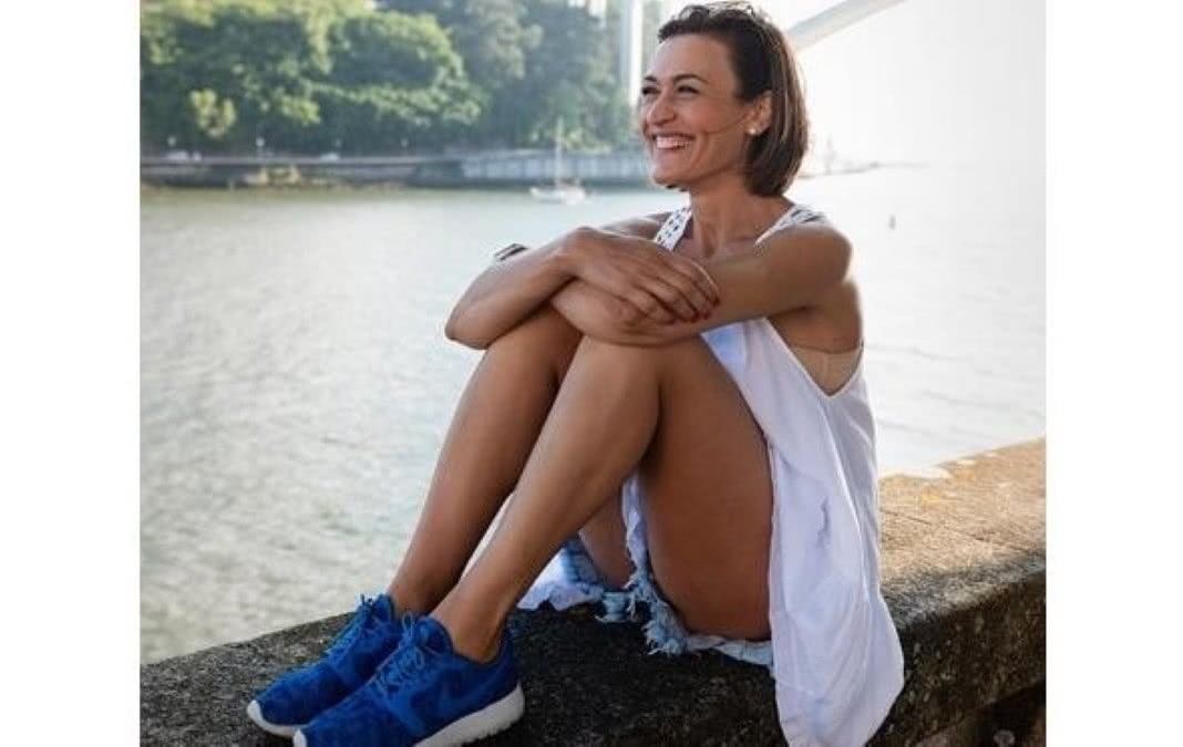 pernas de sonho de Fátima Lopes