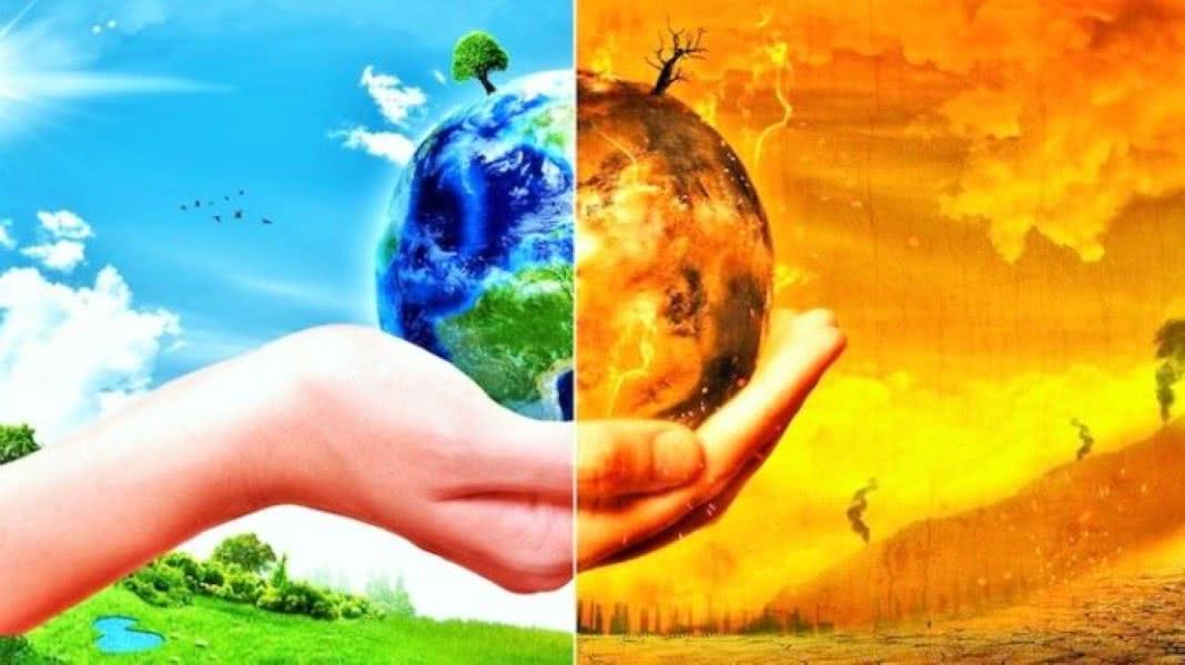 Apenas 1º C nos separa do descontrolo climático