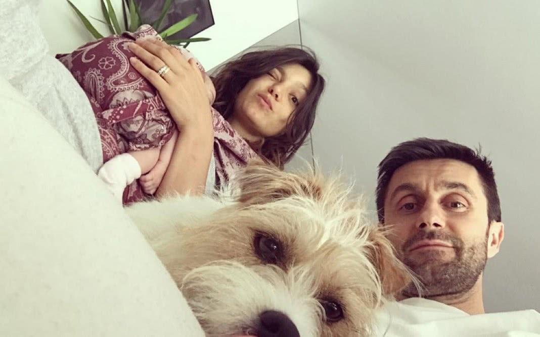 amor existente entre a filha e a cadela