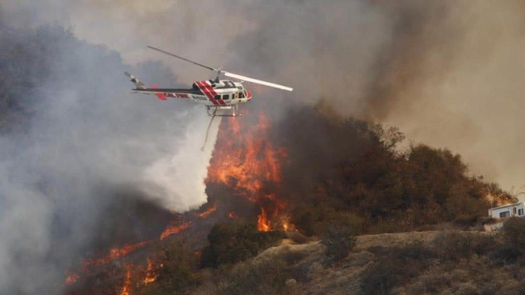 Empresas privadas de helicópteros pressionaram o governo