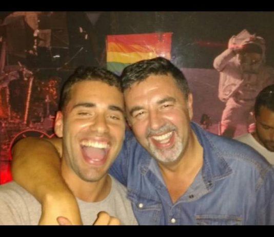 casal José Carlos Malato e João Caçador
