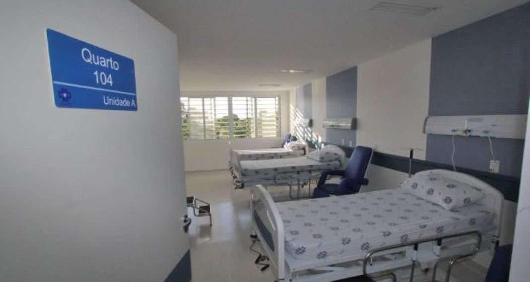 hospitais que não existem