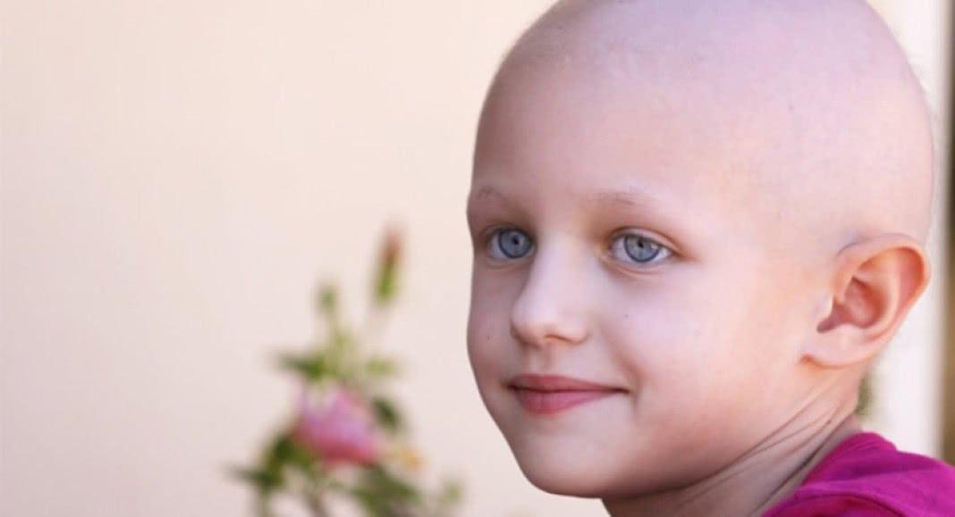criança com cancro terminal