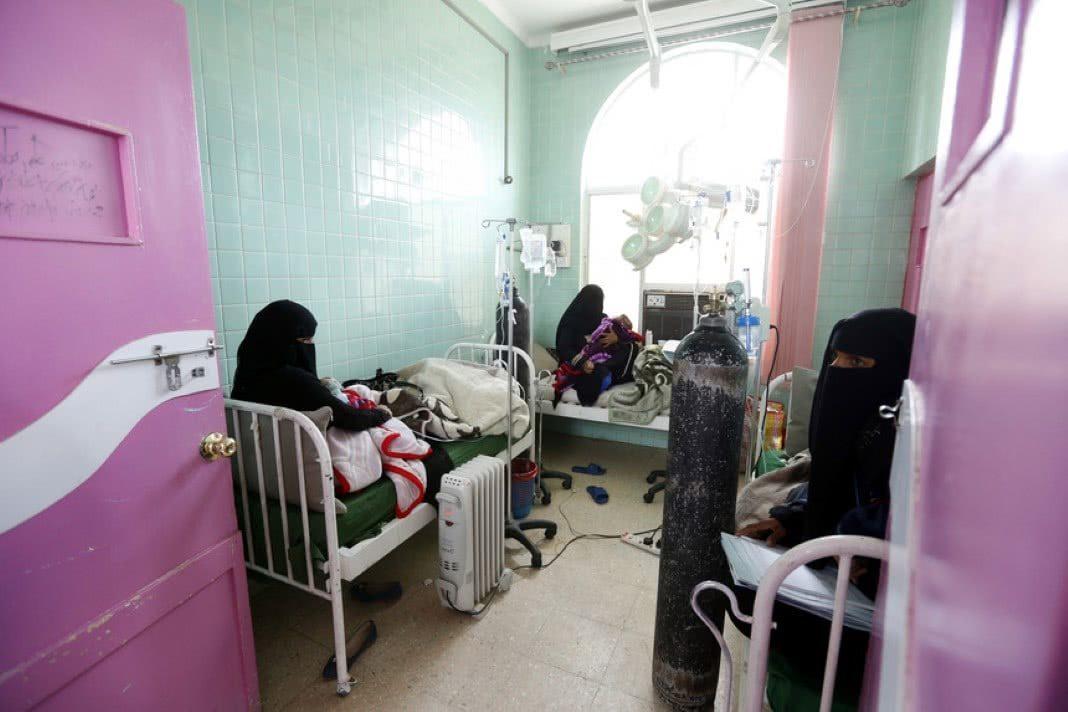 fome no Yemen