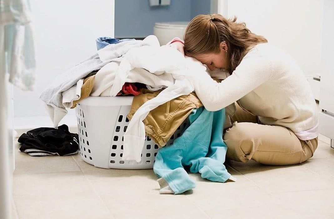 trabalho doméstico para as mulheres