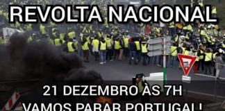 movimento para a revolta naciona