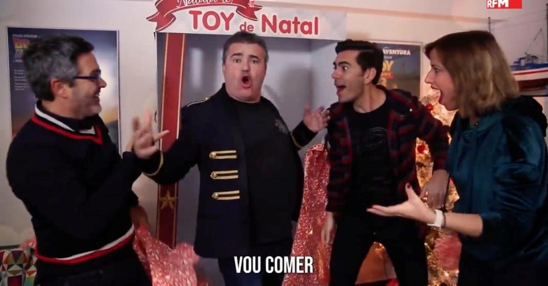 A música de Natal que já ficou viral