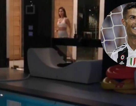 CR7 mostrou a sua casa em Turim