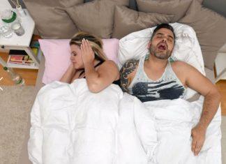 Dormir com quem ressona prejudica a saúde