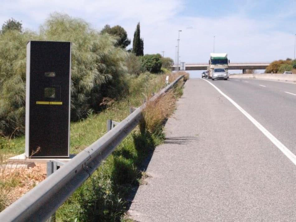 radares nas Auto-Estradas Portuguesas