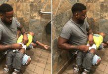 instalação de fraldários em casas de banho masculinas