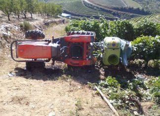 Quem conduz tractores vai ser obrigado a ter formação até 2021