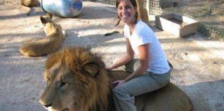 Zoo na Argentina dopa animais