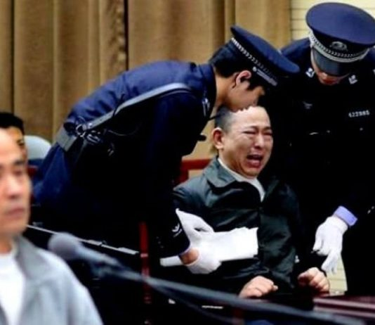 China aprova lei que permite a morte