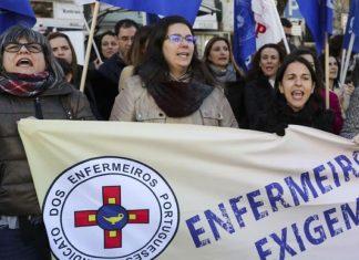 Enfermeiros recusam prestar assistência a doentes