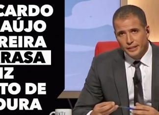 "Ricardo Araújo Pereira ""dá baile"""