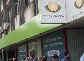 Segurança Social paga pensões de beneficiários
