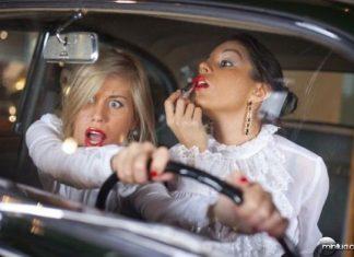 Mulheres conduzem melhor do que os homens