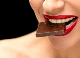 Pessoas que gostam de chocolate amargo