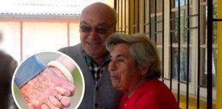 Avós suicidam-se