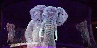 Circo na Alemanha opta por hologramas