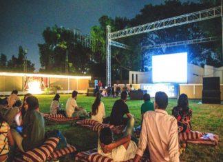 cinema ao ar livre já este mês