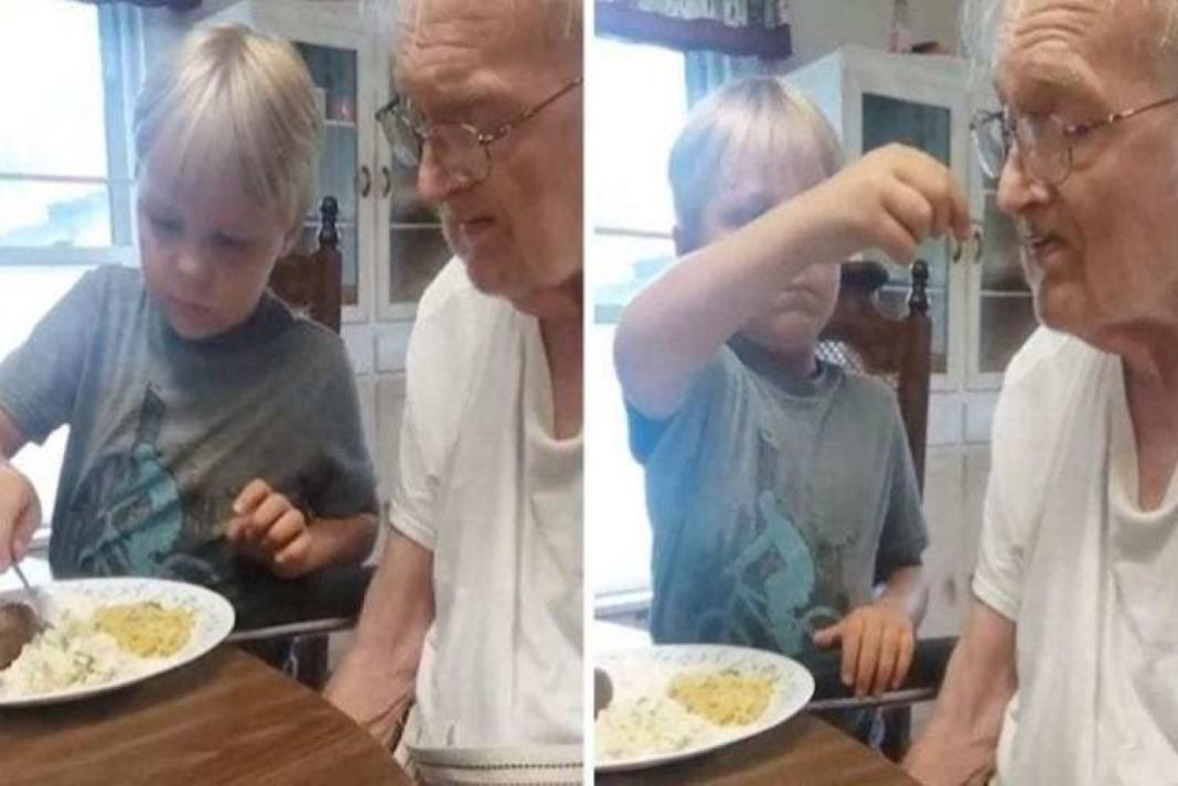avô que sofre de alzheimer