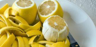 Chá de casca de limão controla ansiedade