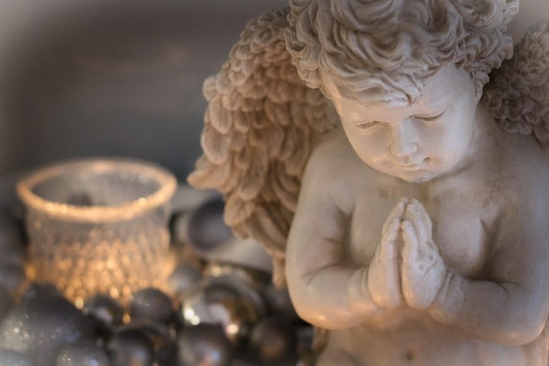 oração tem efeitos curativos