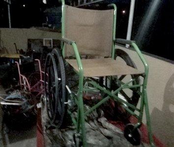 arranja cadeiras de rodas