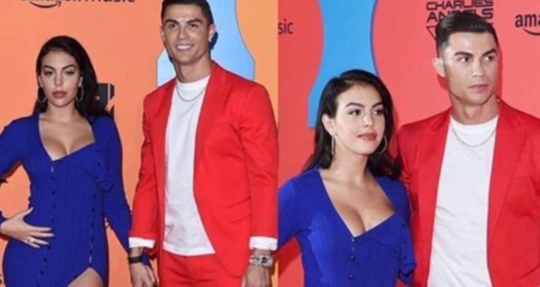 Ronaldo e Georgina não se entendem