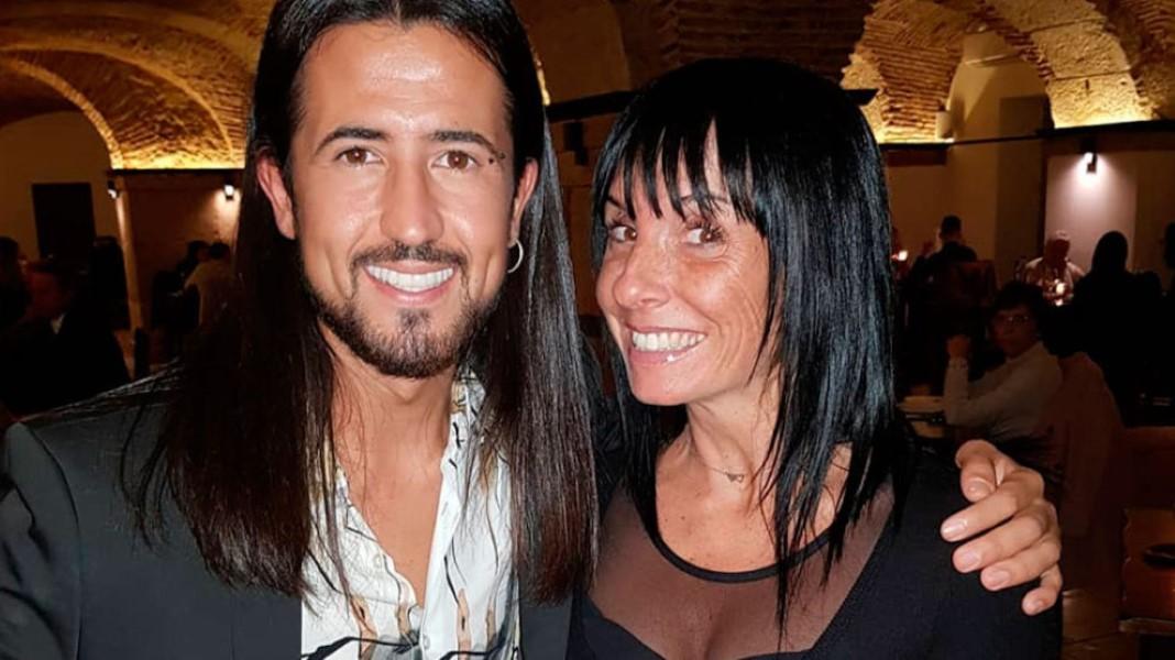 César Matoso e Ana Raquel divertem-se