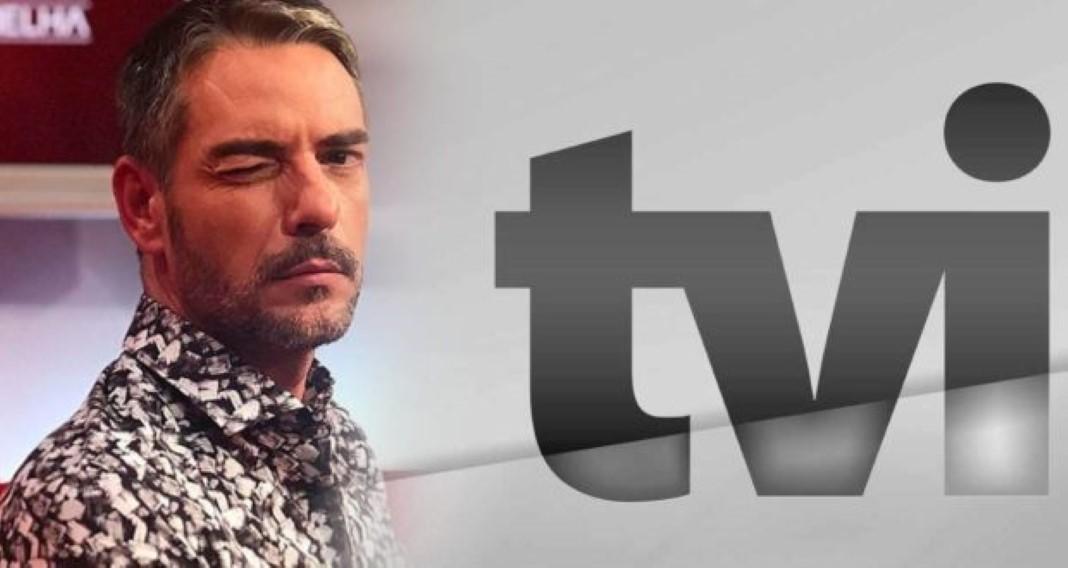Cláudio Ramos recebe telefonema da TVI