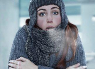 temperaturas descem nos próximos dias