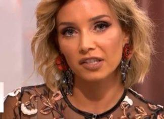 Luciana Abreu à beira de um ataque de nervos