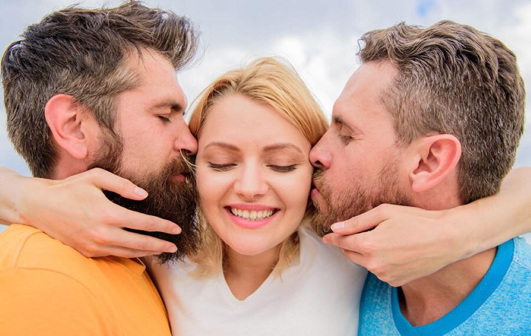 Mulheres deveriam ter dois maridos