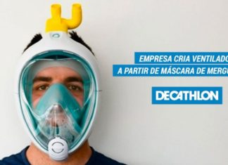 Empresa cria ventiladores