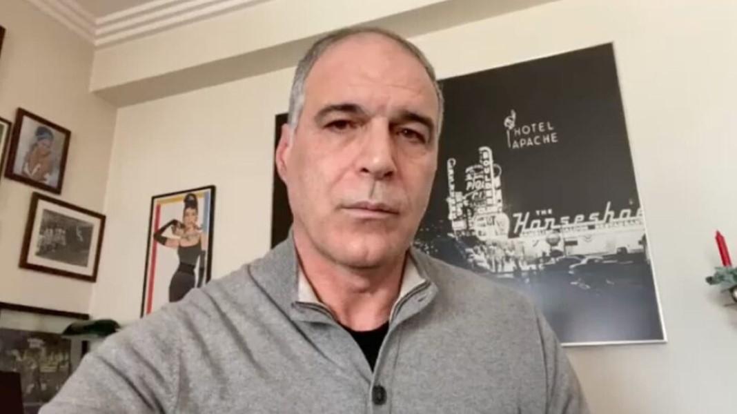 Rodrigo Guedes de Carvalho sobre oração do Papa