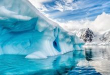 camada de ozono no Pólo Norte