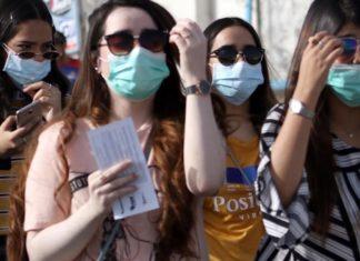 Empresário chinês lucra quase 2 mil milhões com máscaras