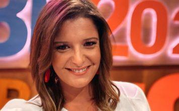 Maria Botelho Moniz fala do namorado