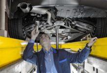 Carros sujos poderão reprovar numa inspeção periódica