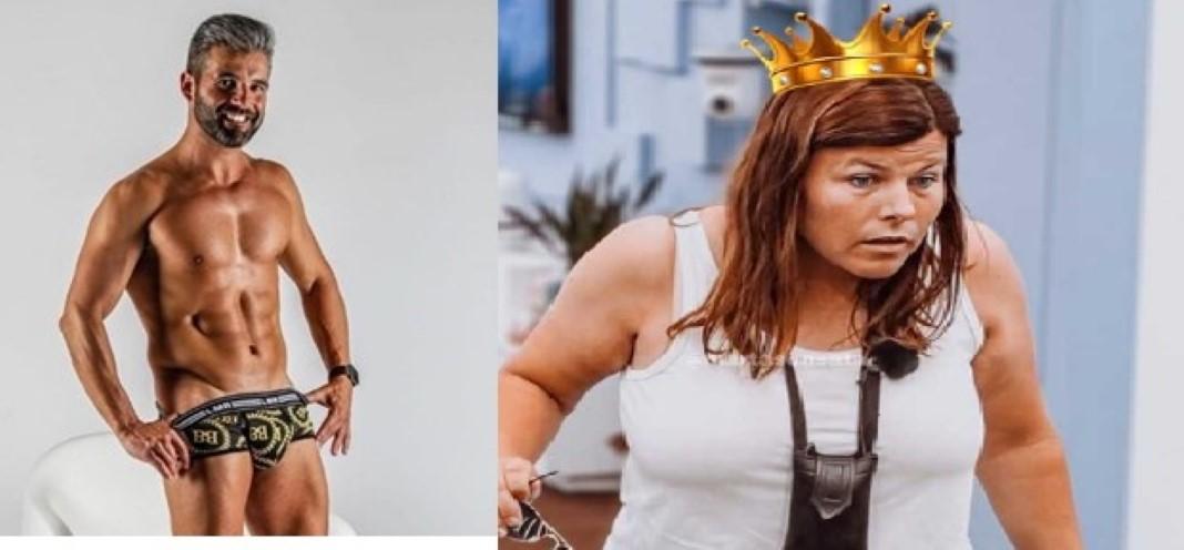 Noélia coroada rainha