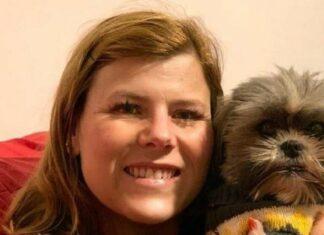 Noélia partilha foto do seu animal de estimação