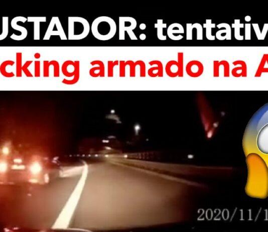 carjacking na A1